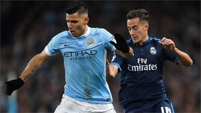 Ở trận bán kết lượt đi trên sân Etihad, Real Madrid và Man City hoà 0-0.