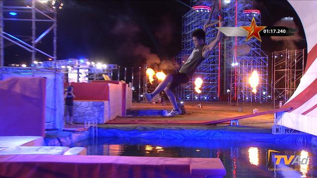 Vũ Trí Mạnh vượt qua thử thách đã đánh gục anh tại mùa 1.