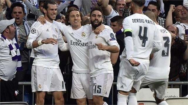 Bàn phản lưới nhà của Fernando đã giúp Real Madrid vượt qua Man City để giành vé vào chung kết, gặp đội bóng cùng thành phố Atletico Madrid.