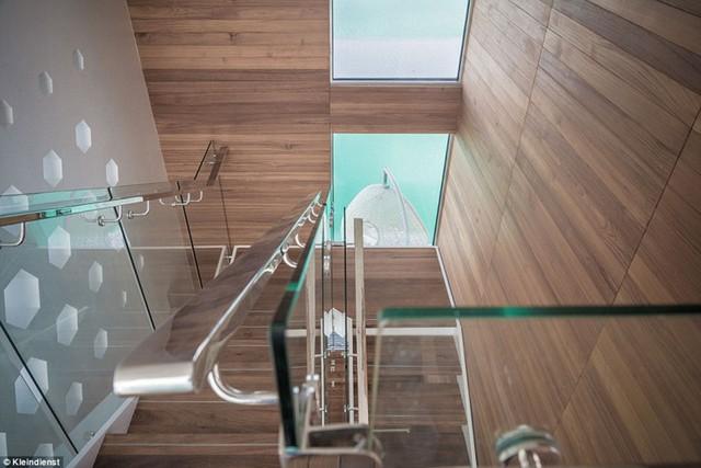 Du khách cũng sẽ không phải lo lắng về nhiệt độ bởi các biệt thự đều được trang bị điều hòa không khí.
