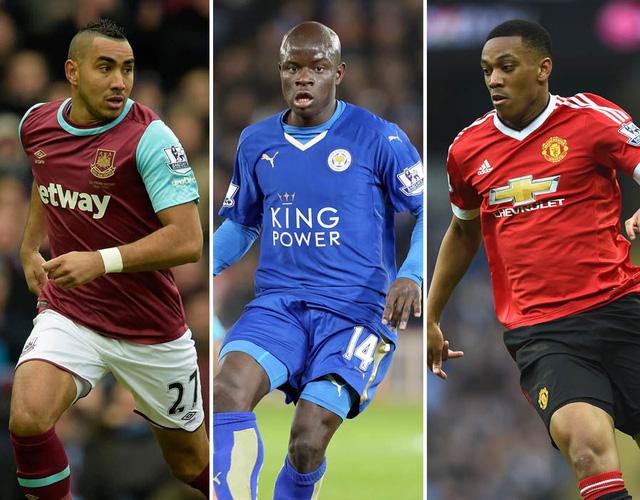 Rất nhiều khả năng những cầu thủ như Payet, Kante hay Martial sẽ không đủ điều kiện thi đấu tại Premier League.