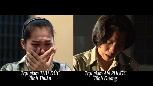 Hai chị em Trần Hà Duy và Trần Hạ Tiên được giam tại hai nơi khác nhau (Ảnh: Fanpage Điều ước thứ 7)