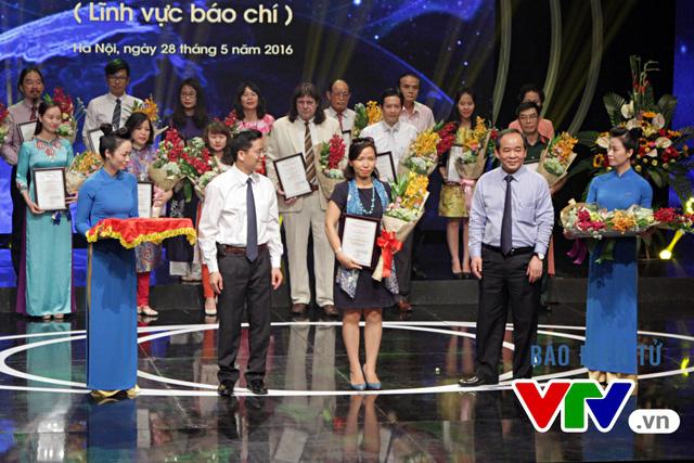 Các tác phẩm đoạt giải Khuyến khích của Đài THVN