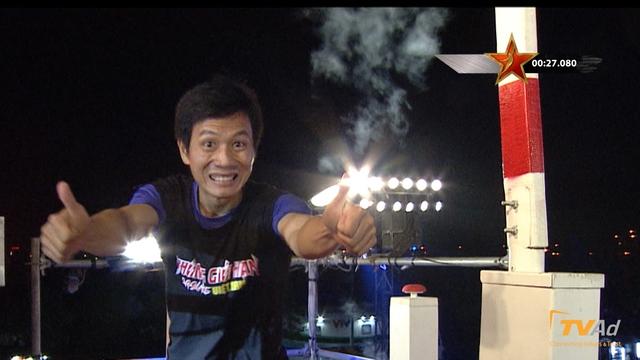 Phan Thanh Chiến là người đầu tiên cán đích Stage 2