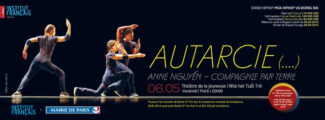 Màn trình diễn đến từ nữ vũ công hàng đầu nước Pháp sẽ mang đến nhiều cảm xúc thú vị cho công chúng Thủ đô
