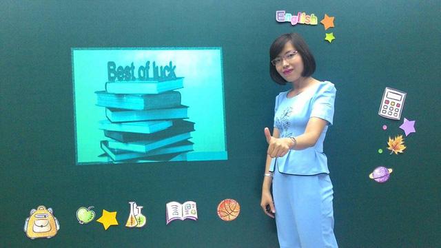 Trong mỗi số của Chinh phục kỳ thi, cô Thanh Hiền thường xuyên đưa ra lời khuyên hữu ích cho các sĩ tử trong việc học tiếng Anh hiệu quả