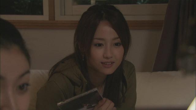 Nhân vật nữ chính ở Khúc hát mặt trời phiên bản truyền hình của Nhật.