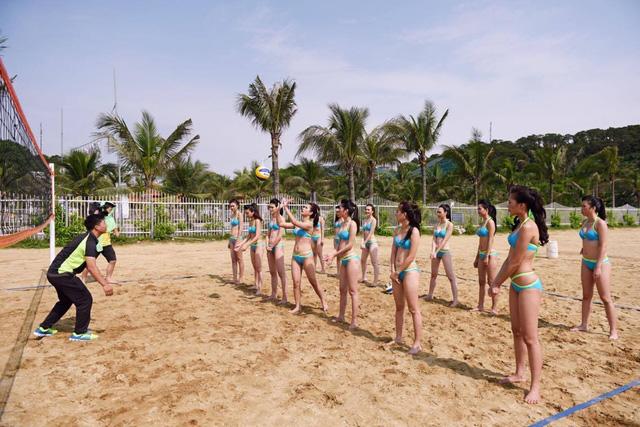 Những thí sinh tham dự Hoa hậu biển sẽ có những trải nghiệm rõ nét nhất và thêm yêu biển đảo Việt Nam tại Tuần Châu