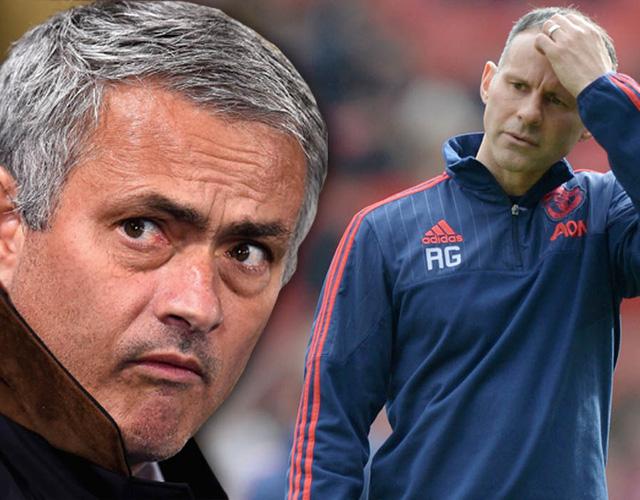 Nhiều ý kiến cho rằng Giggs ra đi vì Jose Mourinho?!