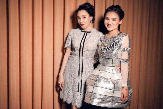 Sau cuộc thi, Hồ Quỳnh Hương vẫn sẽ hỗ trợ các hoạt động âm nhạc của Minh Như