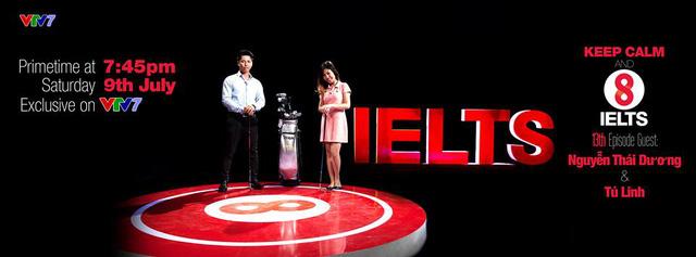 Cùng theo dõi tập 13 của 8 IELTS để gặp gỡ chàng VĐV Golf điển trai Nguyễn Thái Dương