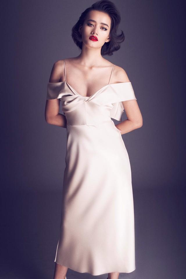 Tại chương trình The Face, Kim Chi được đánh giá là thí sinh nổi bật đội Lan Khuê. Kim Chi cá tính mạnh mẽ, cứng rắn, tưởng khó gần nhưng thực chất lại tình cảm, vô cùng nội tâm, Hoa khôi Áo dài nhận xét về thí sinh.