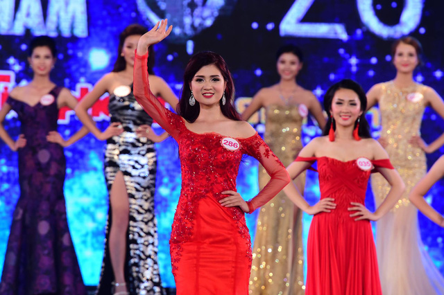 Trần Huyền Trang (sinh năm 1996, Quảng Ninh)
