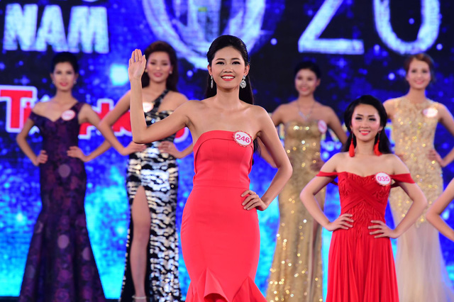 Ngô Thanh Thanh Tú (sinh năm 1994, Hà Nội)