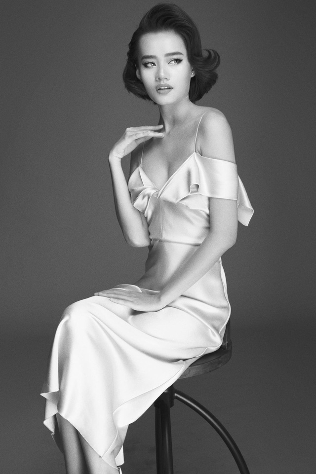Kim Chi tên thật là Trần Thị Kim Chi. Cô sinh năm 1992, cao 1,73 m, đến từ Hải Phòng. Cô từng lọt top 10 Hoa hậu Hoàn vũ Việt Nam 2015.