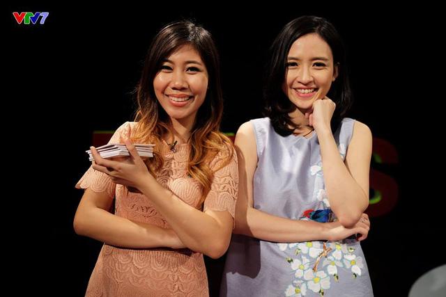 Hai nữ MC sẽ có một cuộc trò chuyện đầy thú vị về chủ đề Truyền hình