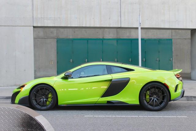 Theo McLaren thì chỉ có 500 chiếc 675LT được hãng sản xuất để tung ra thị trường