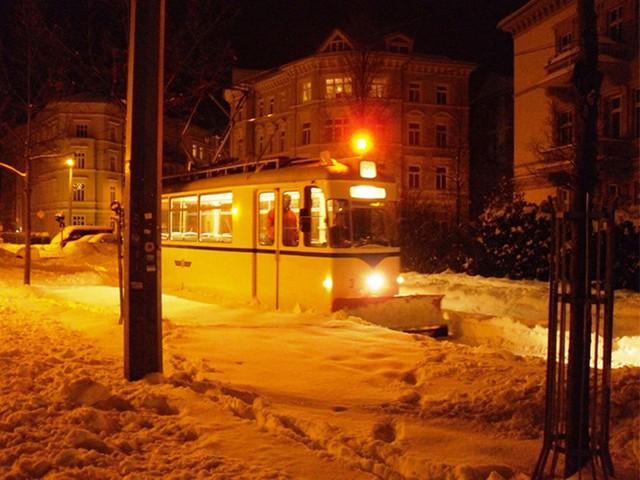 Mùa đông chính là điều đặc biệt nhất. Đức được bao phủ bảo những lớp tuyết dày.