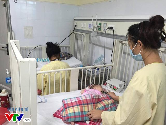 Từ đầu năm đến giờ, Bệnh viện Nhi Trung ương có 173 ca ho gà.