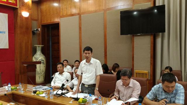 Ông Nguyễn Trí Đại, Trưởng ban thu BHXH Việt Nam