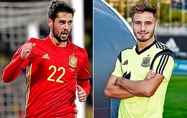 Isco & Saul sẽ không có cơ hội được thi đấu tại EURO 2016