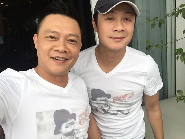 BTV Quang Minh và BTV Anh Tuấn