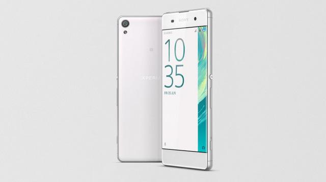Xperia XA sở hữu cấu hình thấp nhất trong 3 smartphone mới ra mắt của Sony