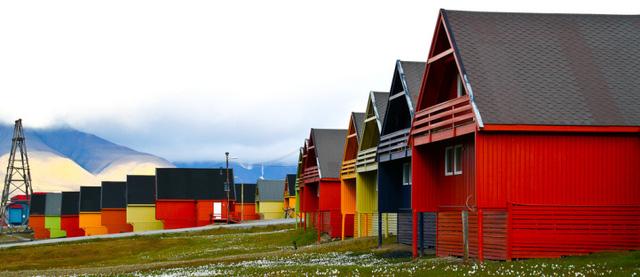 Longyearbyen (Svalbard, Thụy Điển)