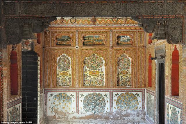 Sự hưng thịnh một thời ở Shekhawati.