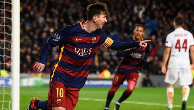 Pha ghi bàn của Messi đã được bầu chọn là bàn thắng đẹp nhất mùa giải 2015/16