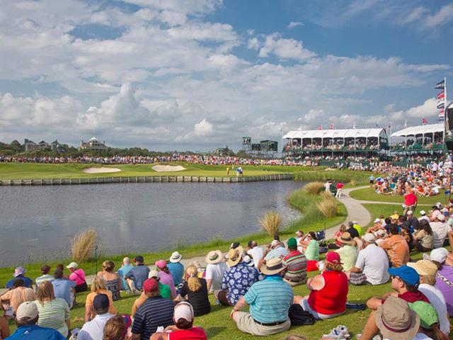 The Ocean Course nằm trên đảo Kiawah, phía Nam bang Carolina, Mỹ được xếp vào hàng những sân golf thi đấu khó nhất thế giới.