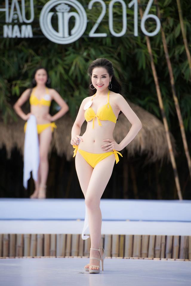 Thí sinh Phùng Lan Hương