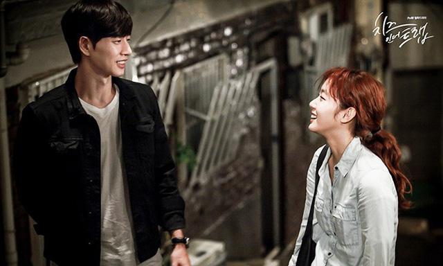 Hình ảnh trong phim Cheese in the trap. Ảnh: tvN