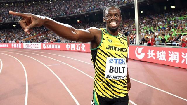Usain Bolt tự tin hướng tới kỳ tích tại Olympic Rio 2016