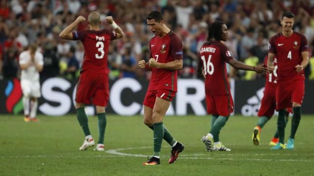 Bồ Đào Nha là đội bóng giàu thành tích tại châu Âu so với ĐT Xứ Wales. Ảnh: UEFA