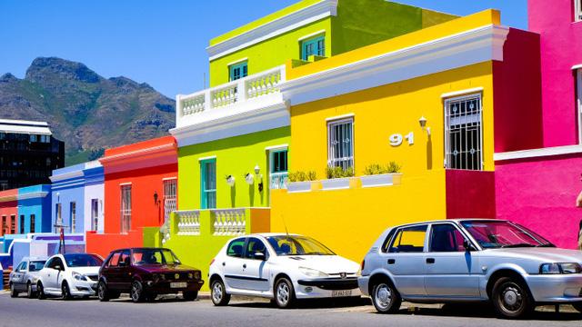 Bo Kaap (Cape Town, Nam Phi)