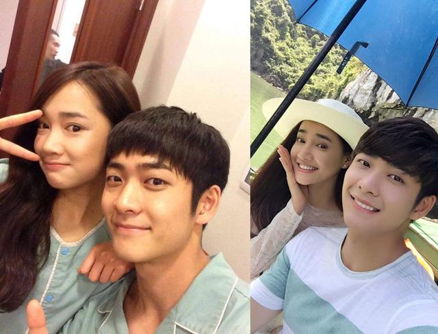 Đóng cùng nhau trong cả hai phần của phim đã giúp cho Kang Tae Oh và Nhã Phương ngày càng thân thiết với nhau hơn.