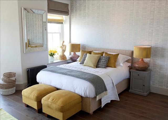 Lấy cảm hứng từ nhiều yếu tố khi thiết kế chiếc giường này.