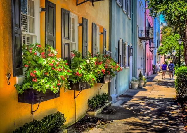 Charleston (South Carolina, Mỹ)
