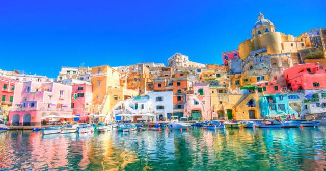 Procida (Naples, Italy)