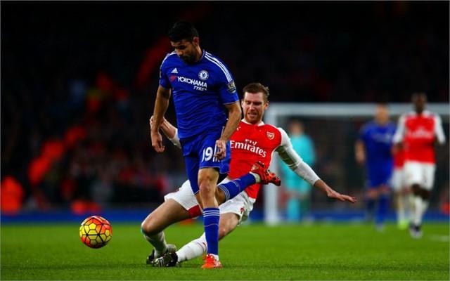 Tốc độ là điều cần cải thiện nơi hàng thủ của Arsenal (áo đỏ-trắng)