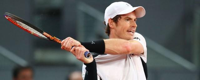 Murray sẽ gặp Nadal trong trận bán kết ATP Madrid 2016