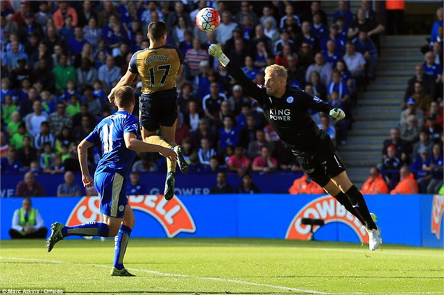 Liệu Leicester City có thể trả được món nợ thua 2-5 ở trận lượt đi?