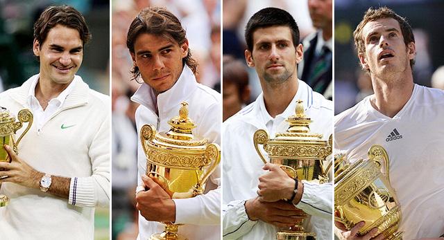 Novak Djokovic tỏ ra vượt trội so với các đối thủ còn lại trong vài năm trở lại đây (Ảnh: Fox News)