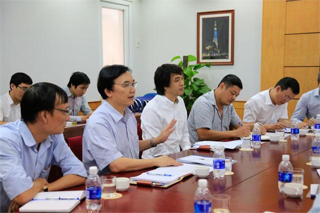 Ban tổ chức ABG5 làm việc với Đài Truyền hình Việt Nam - Ảnh 2.
