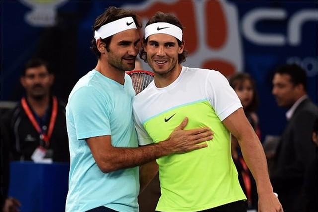Nadal và Federer có thể sẽ đụng độ ở tứ kết