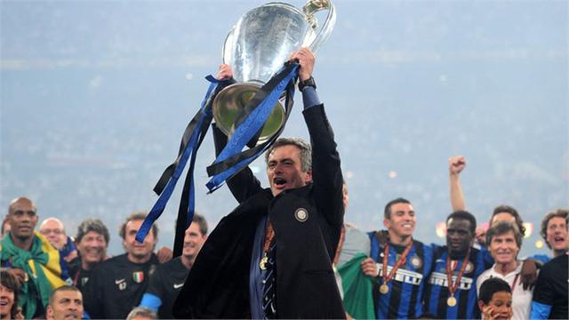 Mourinho vô địch Champions League cùng Inter Millan