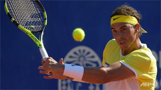 Nadal đã thi đấu không thành công thời gian vừa qua