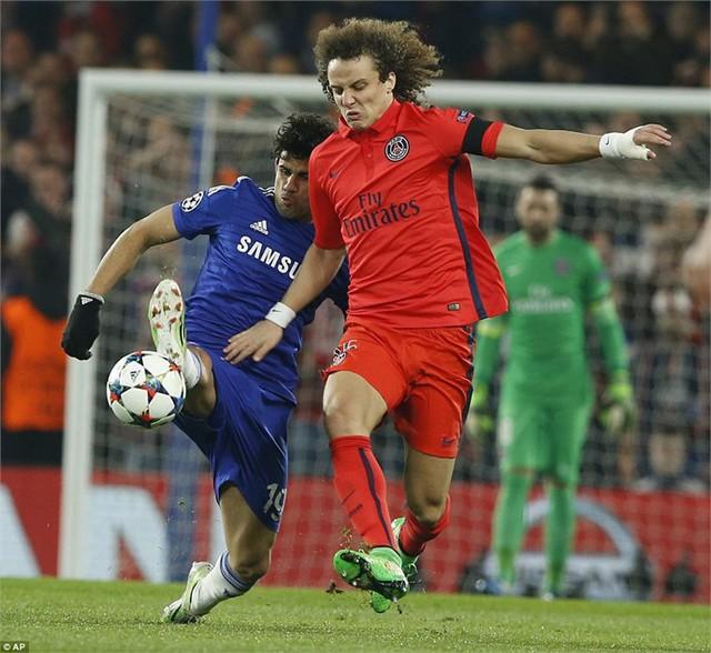 Thành tích khá ấn tượng của Chelsea nguy cơ bị chặn lại bởi phong độ xuất sắc của chủ nhà Paris Saint-Germain.