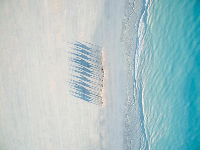 Giải Nhì chủ đề Du lịch: Bãi biển Cable, Australia.